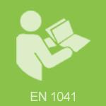 EN 1041 - instruction utilisation
