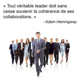 citation de leader