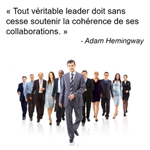 citation de leader
