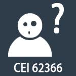 CEI 62366 - aptitude utilisation