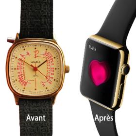 apple watch dispositif medical