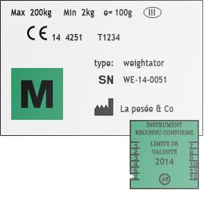 Plaque identification IPFNA