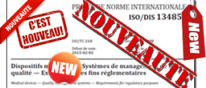 nouveautés ISO13485:2015