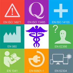 mise en oeuvre des normes médicales