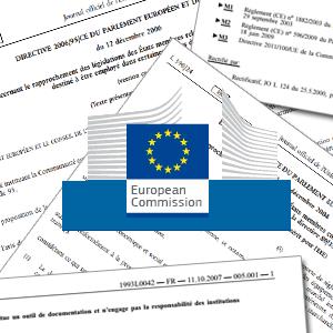 Réglementation Europeenne