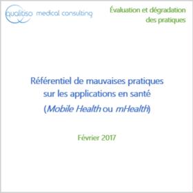 apps santé mauvaises pratiques