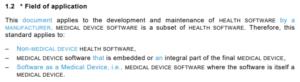 IEC 62304 2.0