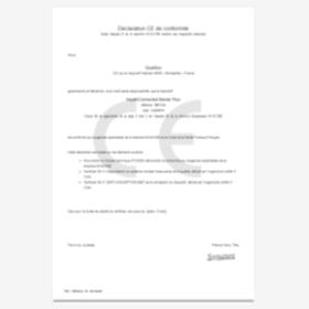 generateur de declaration CE