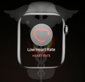 apple watch serie 4 medical