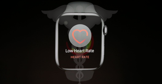 apple watch serie 4 medical
