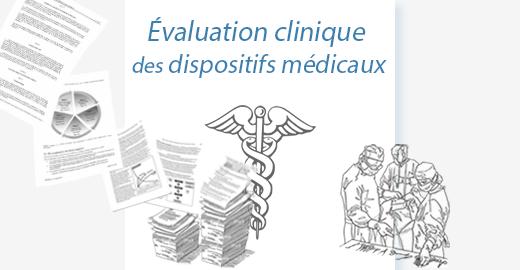 évaluation clinique d'un dispositif médical