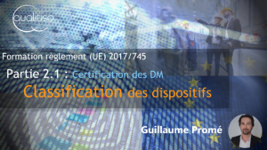 Classification des dispositifs médicaux