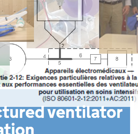 ventilateur, respirateur médical
