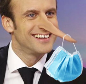 Macron, reconfinement