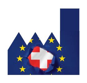 Suisse, ARM et Europe
