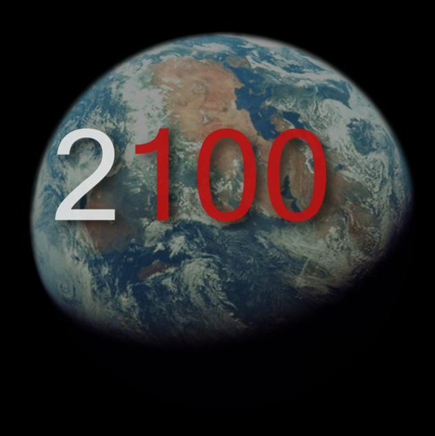 Le Monde en 2100