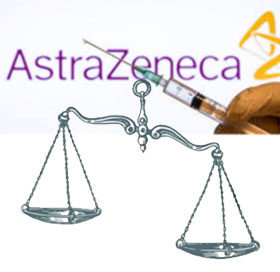 AstraZeneca rapport bénéfice / risque