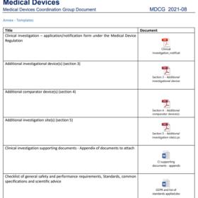 MDCG 2021-8