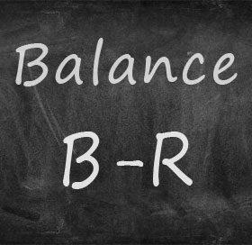 Balance bénéfice - risque